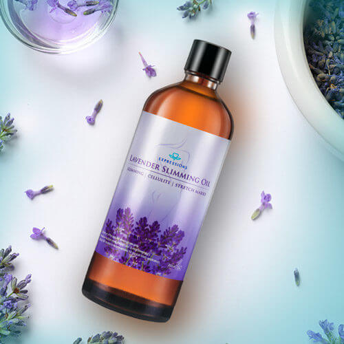The power of Lavender Slimming Oil for weight loss